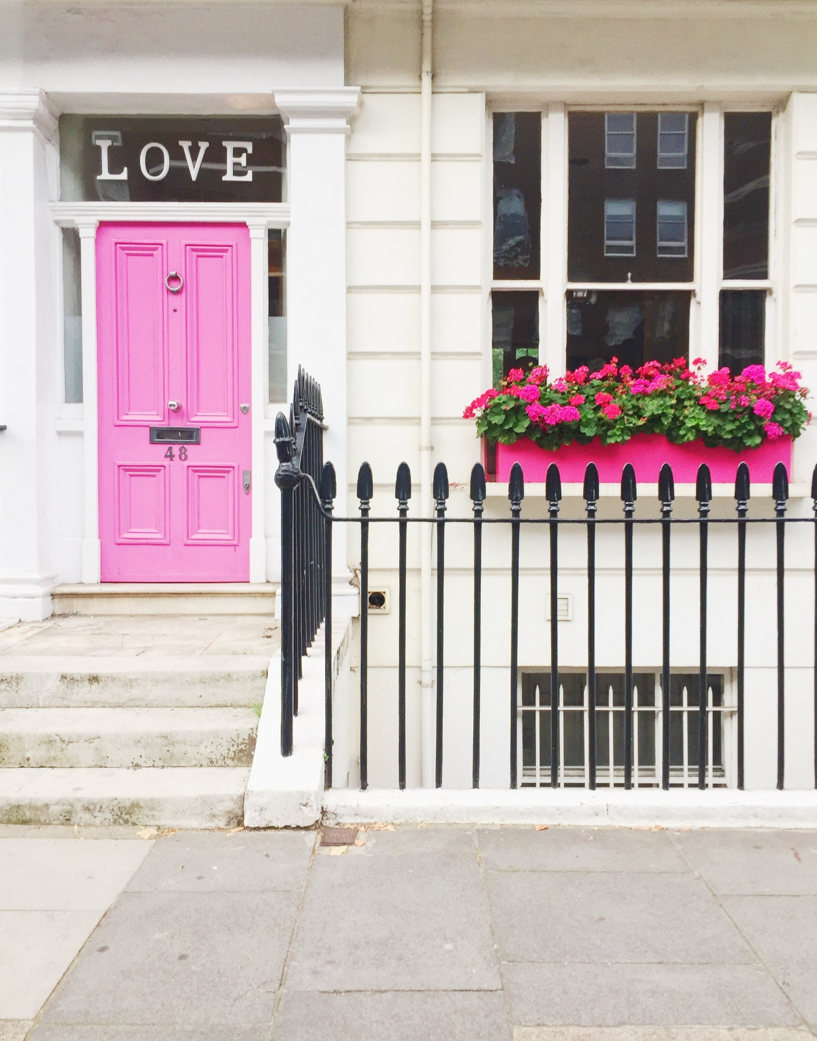 Of course I couldn\u0027t write this list without the famous pink LOVE door! It took me years to find this door and now that it\u0027s on my map I love to walk ... & The top 8 pink doors of London \u2013 London is Pink